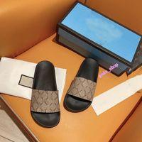 Gucci sandals Hottest-preferencial 2021 niños niñas zapatillas sandalias zapatos de diseño lujo tobogán de verano moda ancho plano resbaladizo con deslizamiento grueso chanclas