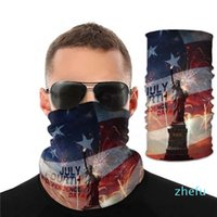패션 멕시코 미국 미국 국기 마술 스카프 다기능 얼굴 마스크 야외 스포츠 모자를 마스크 사이클링에 대 한 스카프