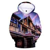 Women's Hoodies & Sweatshirts The House Charli D'amelio Men Women Internet Celebrity Addison Unisex Tracksuit Kpop 2021