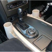 Car Organizer Interior Seat Gear Storage Box Cup Holder Brakest For Armada Y62 Accessories 2013-2021