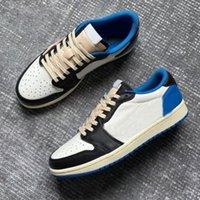 air retro jordan 1  синие баскетбольные кроссовки 1s jumpman 1 Dark Mocha Hyper Royal Obsidian Silver Toe Shadow 2.0 мужские кроссовки для бега Женские спортивные кроссовки Twist