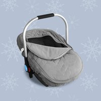 Stroller Parts & Accessories C5 Born Baby Basket Car Seat Cover Infant Carrier Winter Cold Weather Resistant Blanket-Style Canopy