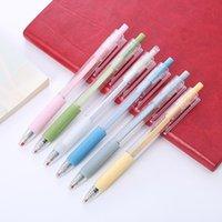 Stück Lytwtw's Gel Süßer Stift Kreative Transparente Makkaron Color Press Office Geschenk School Supplies Schreibwaren Kawaii Funny Pens