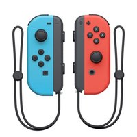 Game Controllers & Joysticks Bluetooth Gamepad For Switch Joy-Con (L R) Controller Wireless Strap