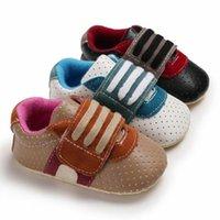 Первые ходунки Weixinbuy нейлоновый классический лоскутный ребенок мальчики дышащие противоскользящие туфли кроссовки мягкие одоленные прогулки