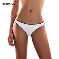 Termezzy Sexy Culotte Femme Coton Slips G Thing Femme String Lingerie Grand Sous-vêtement Confortable Intimate Femmes G-String1