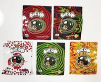 Bolsa de Embalagem 600mg OneUP Bags Gummy Candy Sour One Up Ressalable Ediblable Zipper Retail Package North America