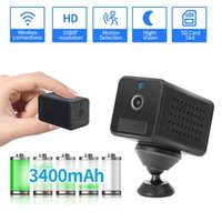Cameras 1080P Mini Wifi Camera Small Rechargeable Battery Powered Wireless Security Night Vision Cam