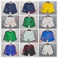 Top Calidad tailandesa Hombres adultos 2021 Equipo nacional Pantalones cortos de fútbol Pantalones 22 22 Jersey de pelota de fútbol