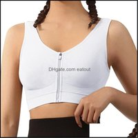 Gym Exercise Fitness Wear Athletic Outdoor Apparel Sports & Outdoorsgym Clothing Solid Seamless Women Bras Breathable Push Up T-Back Bra Com