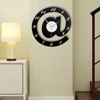 Wall Clocks Nordic Clock Modern Design For Home Decor Creative Personality Symbol Mute Fashion Bedroom Living Room Watch