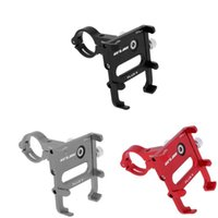 Bike Groupsets 3.5inch -6.2inch Cell Phone GPS Mount Holder For Bicycle MTB Handlebars - Motorcycle & Accessories