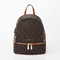 Натуральная кожа Michael рюкзак женские сумки кожаные сумки дизайнерские сумки женщина школьная сумка дизайнерская сумка воловья руке