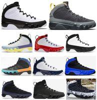 9S Space Confique Université Blue University Gold Hommes Basketball Chaussures 9 Modifier le WorlderRacer Blue Gym Rouge Unc Anthracite Black Snakeskin Dream Sneakers