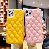 coque iphone 12 pro max phone cases Glitter Leather iPhone 11 pro mac Shockproof Bumper Cover For iPhone x xr xs max Mobile Fundas Capas