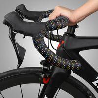 Componentes de guidão de bicicleta 1 par estrito fita bicicleta guidão envoltório envoltório antiderrapante ciclismo ao ar livre ciclo de bicicleta entretenimento