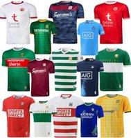 20 21 Irland Dublin Kork Rugby-Trikots 2021 GAA GAA GALWAY KERRY LIMERICK SHIRT MAYO MEALY TIMPERARY TYRONE Sport Jersey