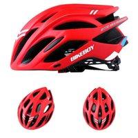 Велосипедный шлем с задними фонарими заднего фонаря Открытый Спорт Мужчины Женщины Дорожные Велосипед МТБ Велоспорт Оборудование Аксессуары Аптриба