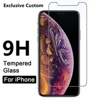 Glass for IPhone 12 Pro MAX Plus 7 8 6 11 X XR 13 SE Screen Protectors Ultra Thin 9H Protective Tempered