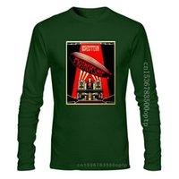 T-shirt Popüler LED Zepelin Annership Erkekler Siyah Boyutu Saf Pamuk Kollu Hip Hop Erkek T-Shir