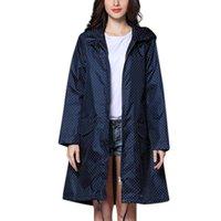 Women's Jackets Women Wave Rain Coat Jacket Outdoor Waterproof Windproof Outwear Bicycle Sport Quick Drying Coats #718