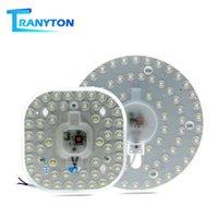 Downlight панели AC220V 12W 18W 24W 36W 2835 SMD Высокая яркости Светодиодный модуль Осветительный источник для потолочных светильников Внутренние светильники
