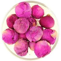 Wholesale bon prix Thé de fleurs séchées Pivoine / Violet / Wormwood / Globe Amaranth / Herbes séchées à thé lotus avec thé de saveur de label privé