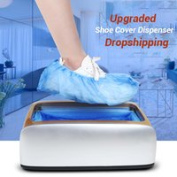 Automatic Shoes Cover Machine Home Office Go Out Stepping Di...