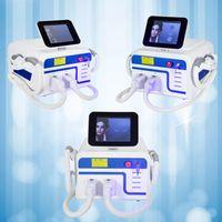 DHL كبير الطاقة الفيديو ipl الليزر آلة حب الشباب SHR