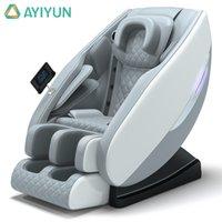 Ayiyun luxo corpo cheio multi-funcional Cadeiras de massagem idosos dispositivo elétrico grande tampão pé embrulhar luxe zero-gravidade rh6655