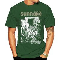 Sunn o)))) de métal Banda Ava Tamanho S-3XL Nova Boris Ulver Novo Manga Curta Cuisson Topo T Plus Taille 2021 T-shirt T-shirts pour hommes
