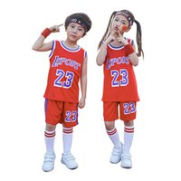 Designers Clothes Kids Clothing Sets summer multiple colors optional leisure children basketball sportswear Fashion handsome lively suits