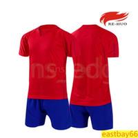 Top Futebol personalizado jerseys 2021 Sportswear barato por atacado desconto qualquer nome qualquer número Personalizar camisa de futebol tamanho S-XXL 794