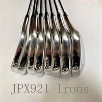Golfclubs JPX921 Geschmiedete Eisen Set Graphit / Stahl R / S-Wellen mit Head Cover-Rabatt verfügbar