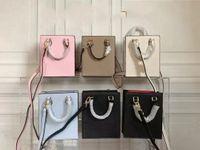 Hohe Qualität Luxus-Taschen Handtaschen Frauen Designer Messenger Petit Sac plat Handtasche Monogramme Noten Packung am Pool Schulter Crossbody Bag