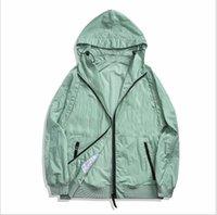 Высокое качество TopStoney Konng Gonng мужская пружина и летняя тонкая куртка модный бренд пальто наружная солнцезащитная ветровка солнцезащитный крем одежда водонепроницаемый