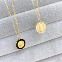 Luxury Jewelry Fashion men's women's charm small pendant necklace jewelry design stainless steel chain ring hip hop