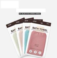 Brushes, Sponges Scrubbers Bathroom Aessories Bath Home & Gardeth Scrubbing Gloves Hammam Scrub Mitt Magic Peeling Glove Exfoliating Tan Rem