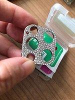 카메라 렌즈 보호 커버 클리어 케이스 iPhone 12 Pro 11 12Pro 최대 금속 프레임 다이아몬드 보호 장치
