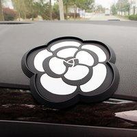 Anti-slip Mats Flower Mat Pvc Car Interior Accessories Dashboard Decoration High Quality Holder For Phone
