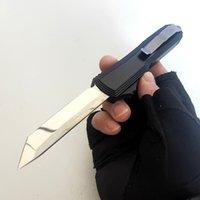 Hohe Qualität Custom Edition Taktische Taschenmesser Handgemachte Spiegel M390 Klinge Klappmesser Carbid Präzise CNC 7075Aluminium Kohlefasergriff Jagd EDC-Werkzeuge