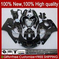 Fairings Kit For SUZUKI SRAD GSXR 750 600 CC 600CC 750CC 96-00 Bodywork 22No.10 GSXR750 GSXR-600 Glossy black 96 97 98 99 00 GSX-R750 GSXR600 1996 1997 1998 1999 2000 Bodys