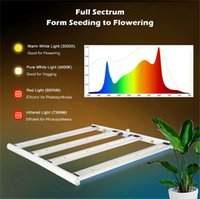 Full spectrum LED grow light 2000W Chips 4 Bars Lights indoor Hydroponic Systems Plants lamp for flowering and growing