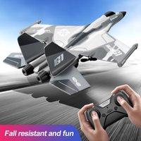 G1 Fighter Jet 39mm lunghezza PPP 2.4 GHz 300 metri Lunghezza Elettrica RC Aereo RC Aereo Piano Drone Telaio Telecomando Airplane Toy