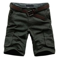 Мужские шорты летняя армейская грузовая работа повседневная бермуды короткие брюки классические моды Trend общие брюки плюс размер в модулях пляж ММА брюки