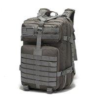 Backpack Military Nylon Waterproof Trekking Outdoor 50L 1000D Fishing Hunting Bag Rucksacks Tactical Sports Camping Hiking