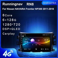 Player Android 10 9 For NAVARA Frontier NP300 2011 2012 2013 - 2021 Multimedia Stereo Car DVD Navigation GPS Radio