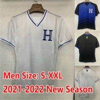 2021 2022 República de Honduras Soccer Jerseys National Home Away 11 Castillo 6 Garcia Jersey 9 Lozano 7 Izaguirre 13 Costume 21 22 Hombre Camisetas Fozbol Shirt de football