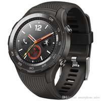 Original Huawei Watch 2 Smart Watch Support LTE 4G Phone Call GPS NFC Heart Rate Monitor eSIM Wristwatch For Android iOS Waterproof Bracelet