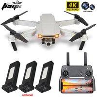 X2 DRONE 4K HD mit Dual Camera Professional Wifi FPV Höhe Hold Faltbare RC Mini Quadcopter Dron Toys PK E525 PRO E88 Drohnen